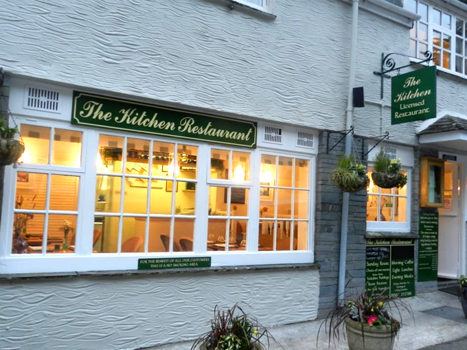The Kitchen, Polperro
